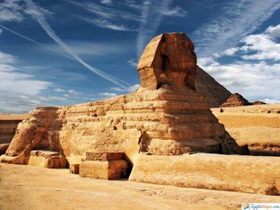 esfinge en egipto