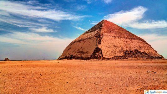 piramides dahshur en egipto