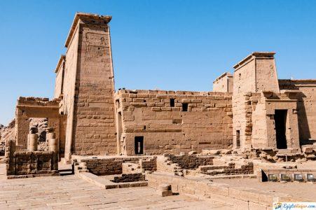 templo de Philae Suán