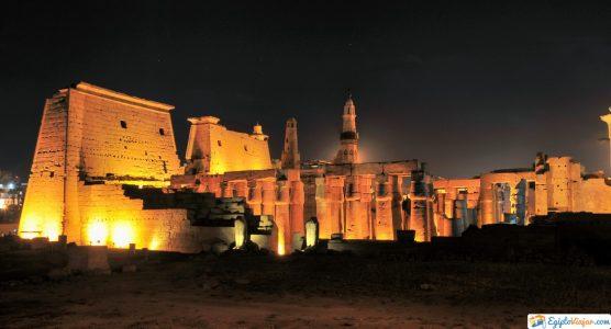 templos de luxor egipto